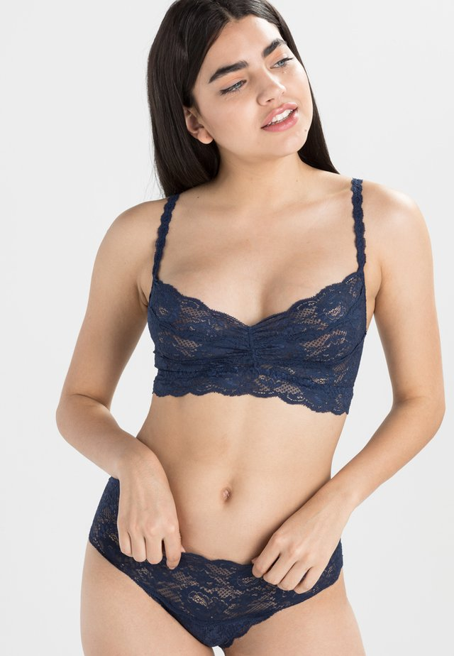 NEVER SAY NEVER SWEETIE - Brassière - navy blue