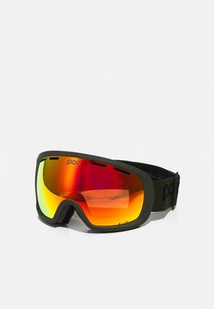 FOVEA CLARITY UNISEX - Masque de ski - bismuth green