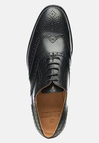 SHOEPASSION - NO. 560 - Smart lace-ups - black - 1