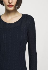 M Missoni - ABITO - Gebreide jurk - dark blue - 5