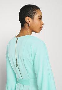 Closet - KIMONO MIDI DRESS - Maxi dress - mint - 3