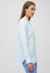 Marc O'Polo - Button-down blouse - light blue - 3