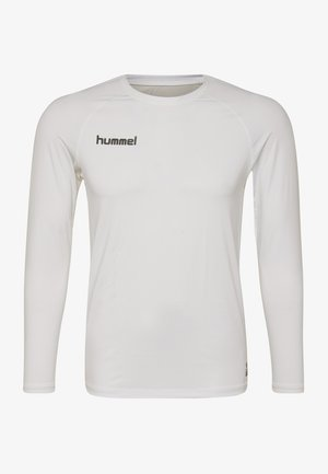 FIRST PERFORMANCE  - Sports shirt - white