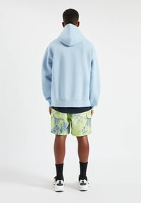 PULL&BEAR - Sweat à capuche - neon blue - 2