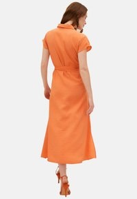 LC Waikiki - KLEID - Maxi dress - orange - 4