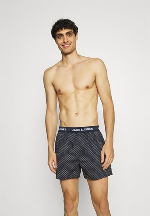 JACDOTS TRUNKS 2 PACK - Trenýrky - dress blue
