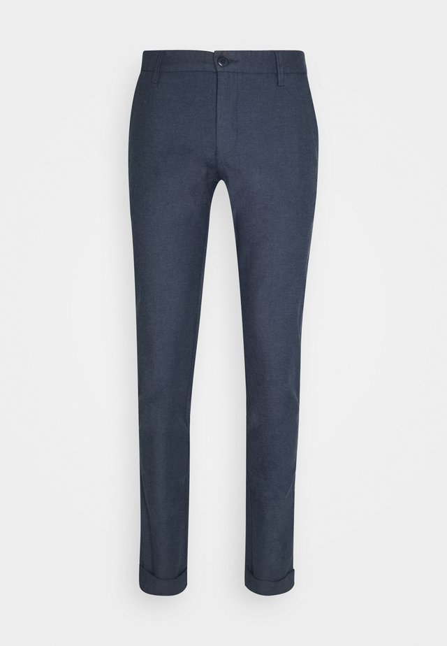 POMPEI SLIM - Chinos - blue