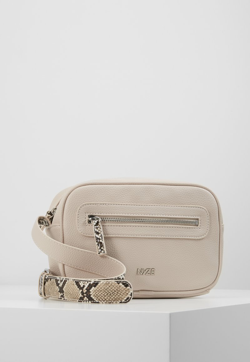 Nyze - NYZE CROSSBODY - Across body bag - white