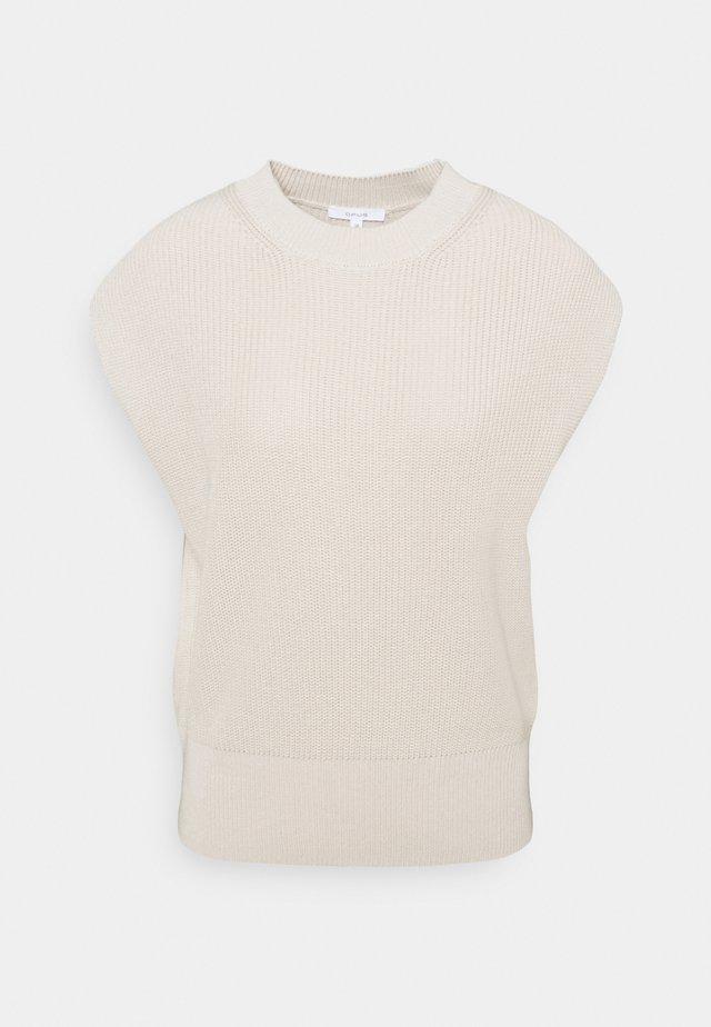 POZZY - T-shirt print - pebble stone