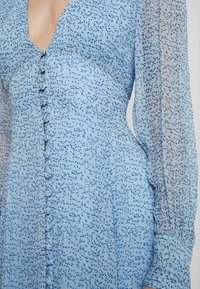 Ghost - ADORLEE DRESS - Shirt dress - blue - 4