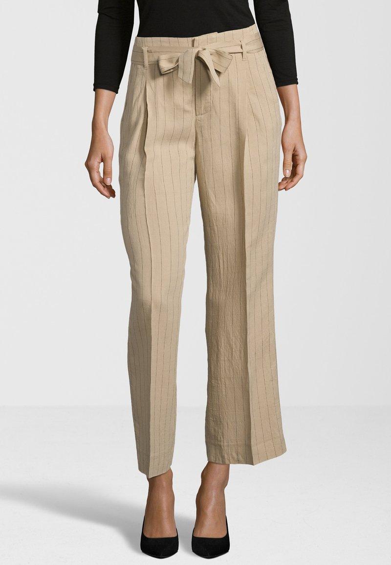 Cinque - HOSE CISOFIE - Trousers - beige