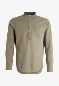 Pier One - Shirt - khaki - 5