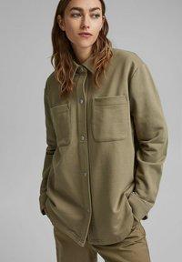 edc by Esprit - Summer jacket - light khaki - 0