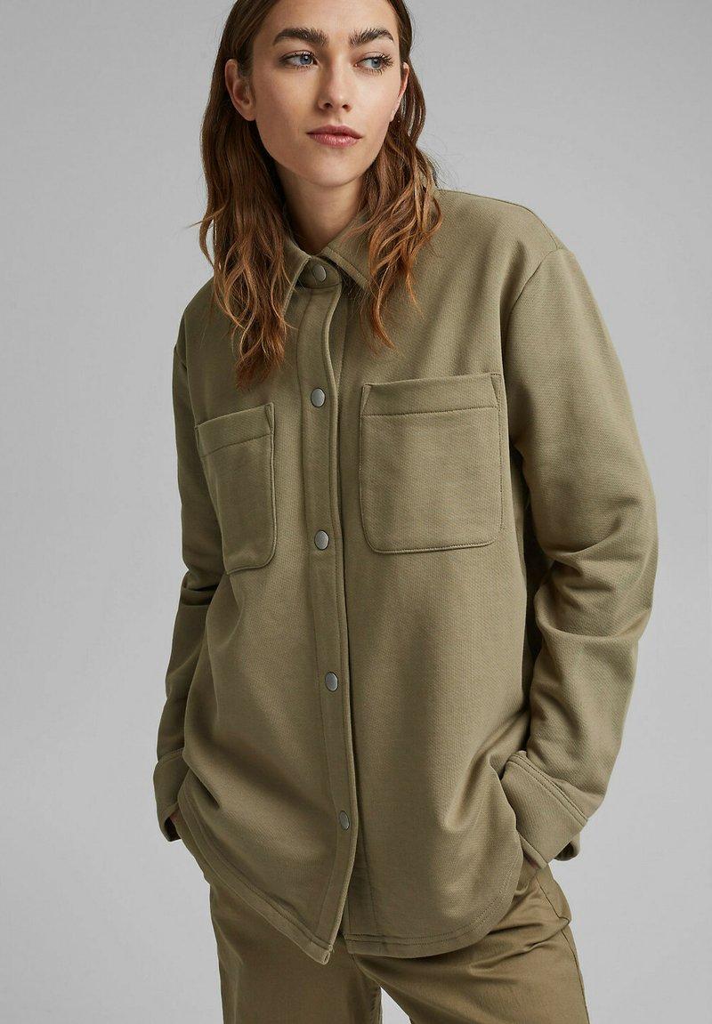 edc by Esprit - Summer jacket - light khaki