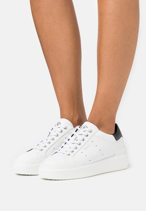 HOLLYWOOD  - Trainers - white/black