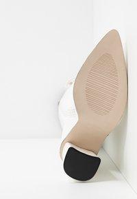 BEBO - JESSIE - High heeled boots - white - 6
