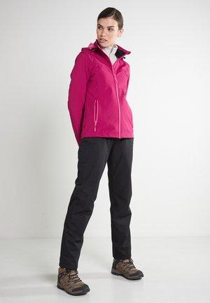 BOISE - Soft shell jacket - amethyst
