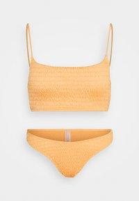 Nly by Nelly - SMOCK - Bikini - orange - 0