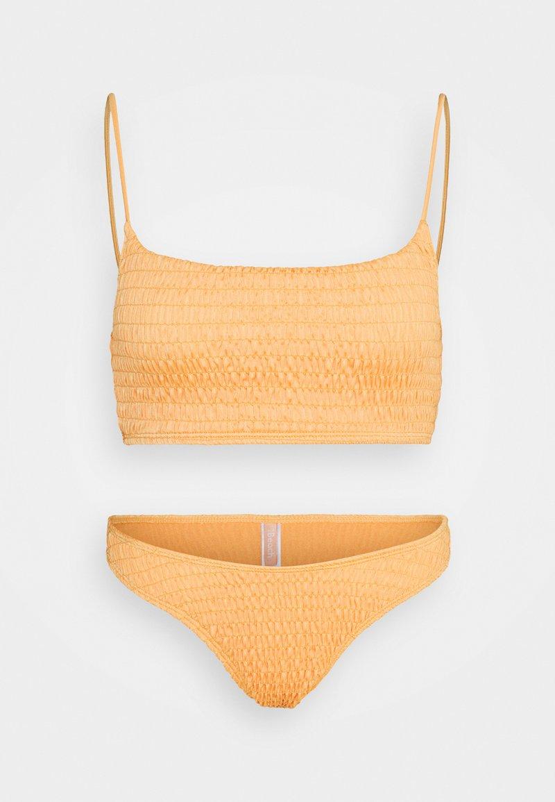 Nly by Nelly - SMOCK - Bikini - orange