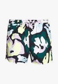 Cleptomanicx - JAM PATTERN - Shorts - multi-coloured