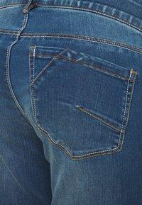MAMALICIOUS - MLKOKO - Slim fit jeans - dark blue denim - 2