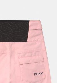 Roxy - DIVERSION MEMO - Zimní kalhoty - powder pink - 4