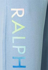 Polo Ralph Lauren - SEASONAL - Spodnie treningowe - chambray blue - 8