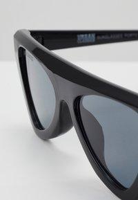 Urban Classics - SUNGLASSES PORTO - Okulary przeciwsłoneczne - black - 1