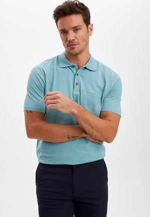 Polo - turquoise