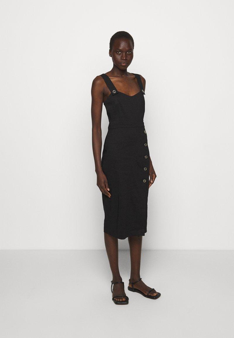 Pinko - ALLEGRO ABITO  - Pouzdrové šaty - black