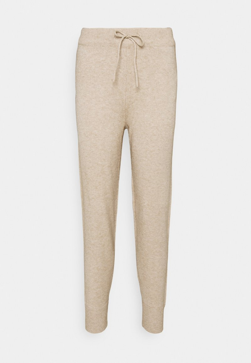 Vila - VIRIL PANT - Pantalon de survêtement - natural melange