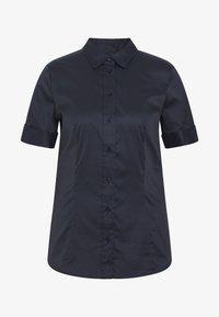 HUGO - ESHILA - Button-down blouse - open blue - 5