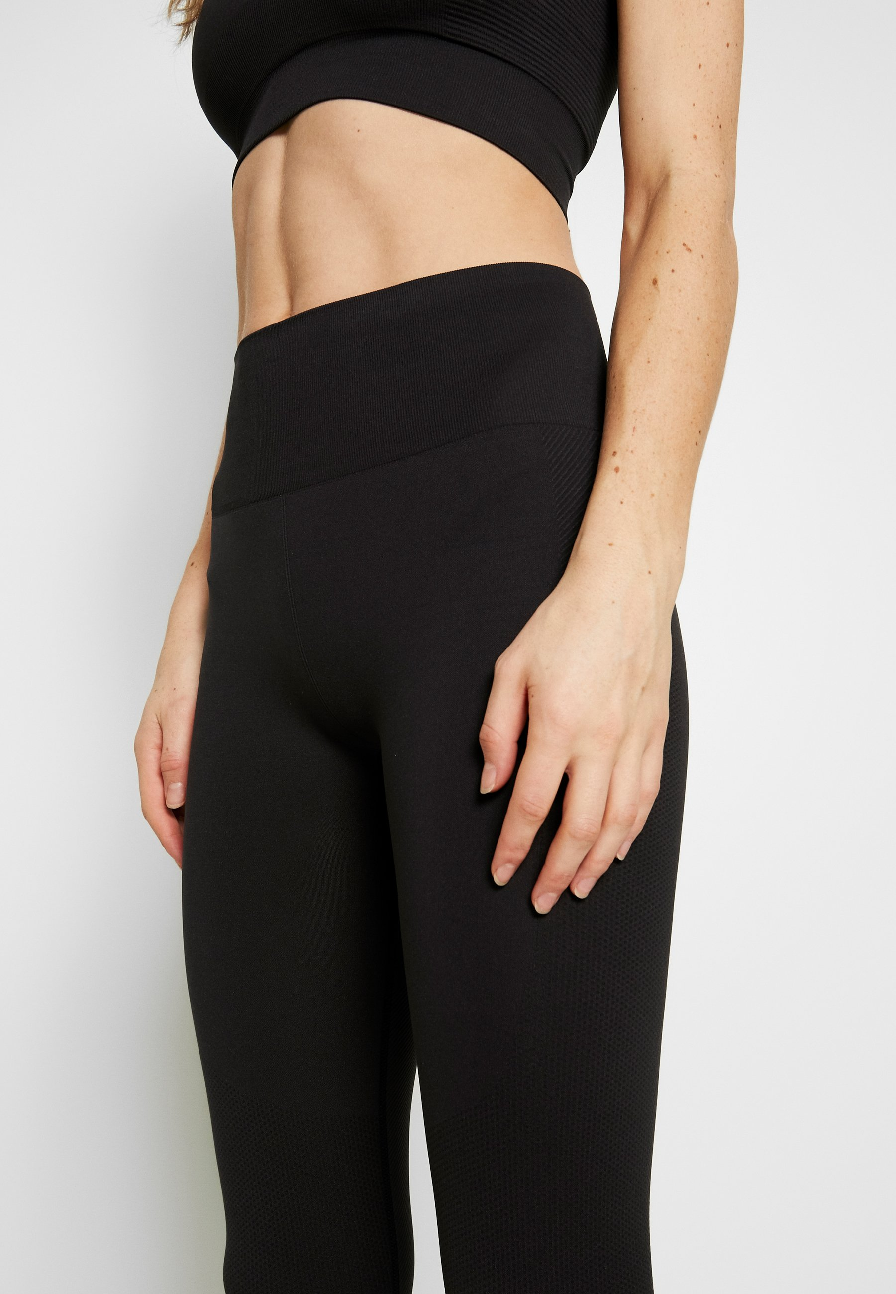 adidas Performance Leggings - black L6F2g