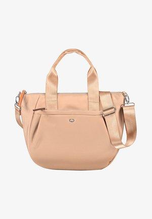 BREATH SOUNDS - Handbag - camel