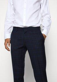 Tiger of Sweden - TORD - Suit trousers - dark blue - 3