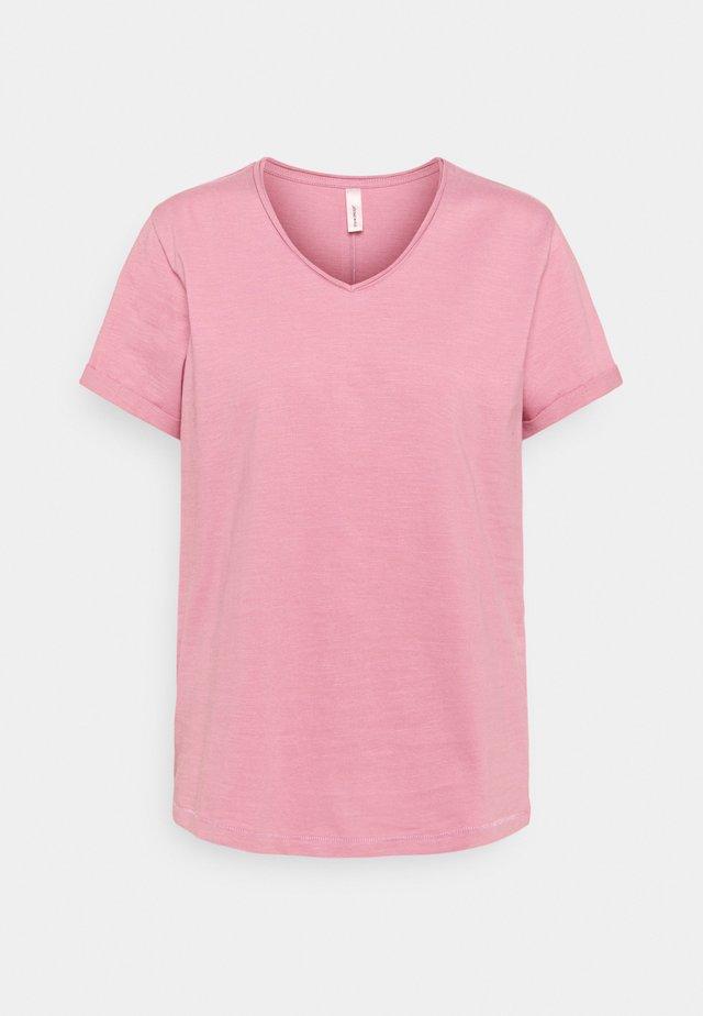 BABETTE  - Basic T-shirt - pink rose