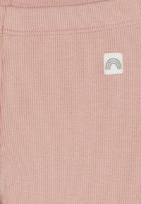 Lindex - SOLID UNISEX - Leggings - Trousers - dusty pink - 2