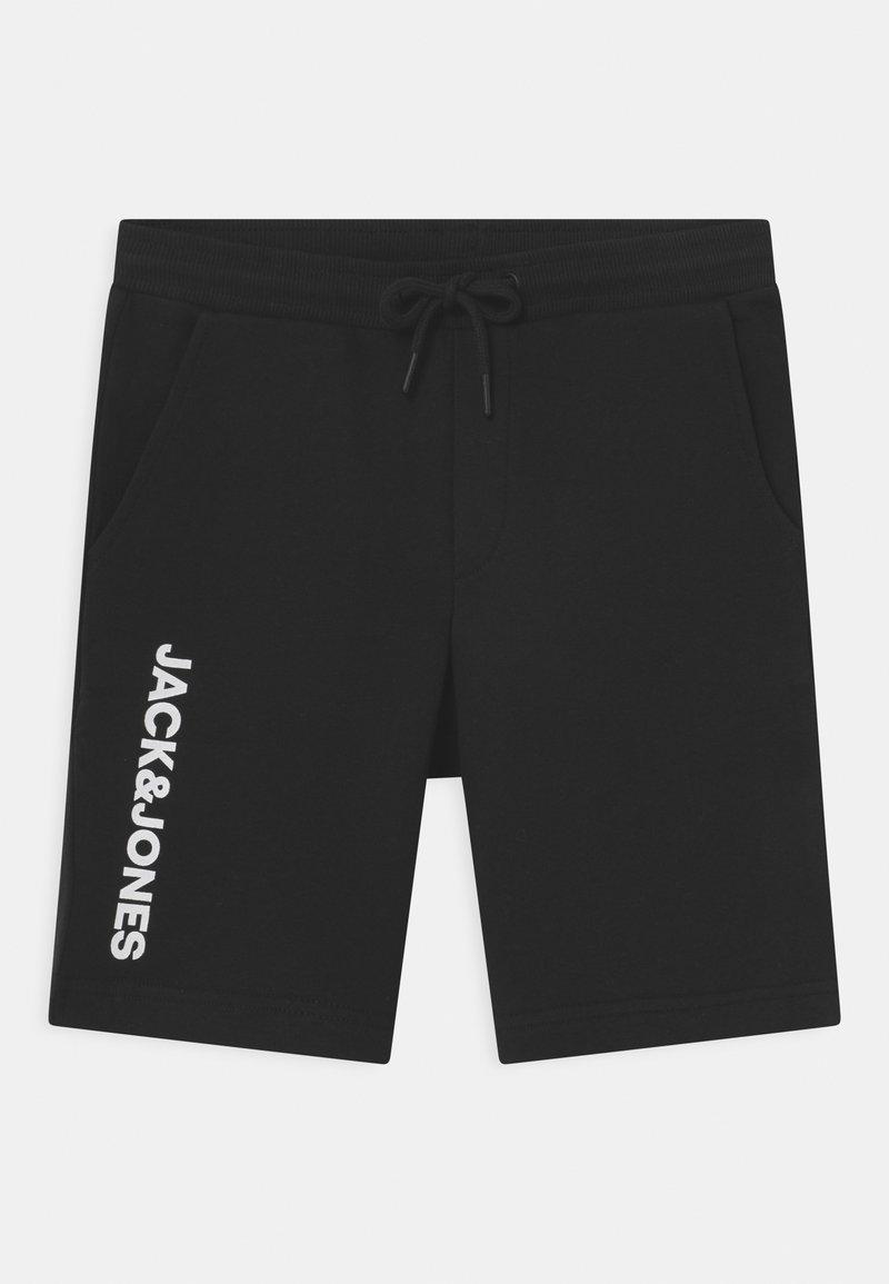 Jack & Jones Junior - JJISIDESHARK  - Shorts - black
