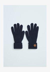 Pepe Jeans - SOFIA - Rękawiczki pięciopalcowe - dunkel ozaen blau - 0