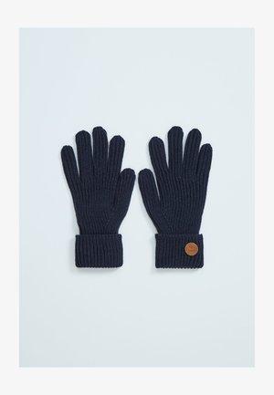 SOFIA - Handschoenen - dunkel ozaen blau