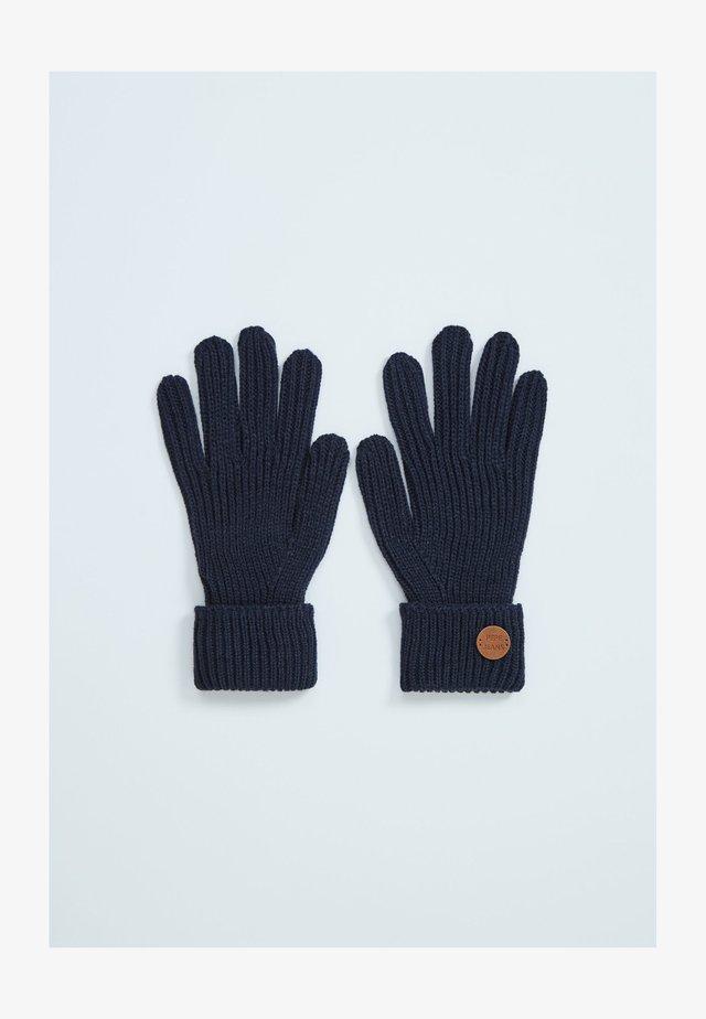 SOFIA - Gloves - dunkel ozaen blau