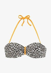 LASCANA - Bikini top - black - 0