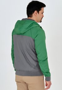 INDICODE JEANS - CHICKSAND - Outdoor jacket - green - 2