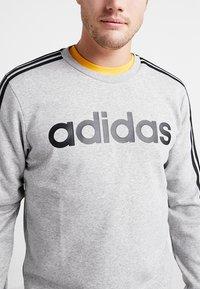 adidas Performance - CREW  - Sweatshirt - grey - 4