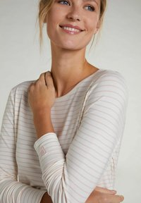 Oui - Jumper - white red - 3