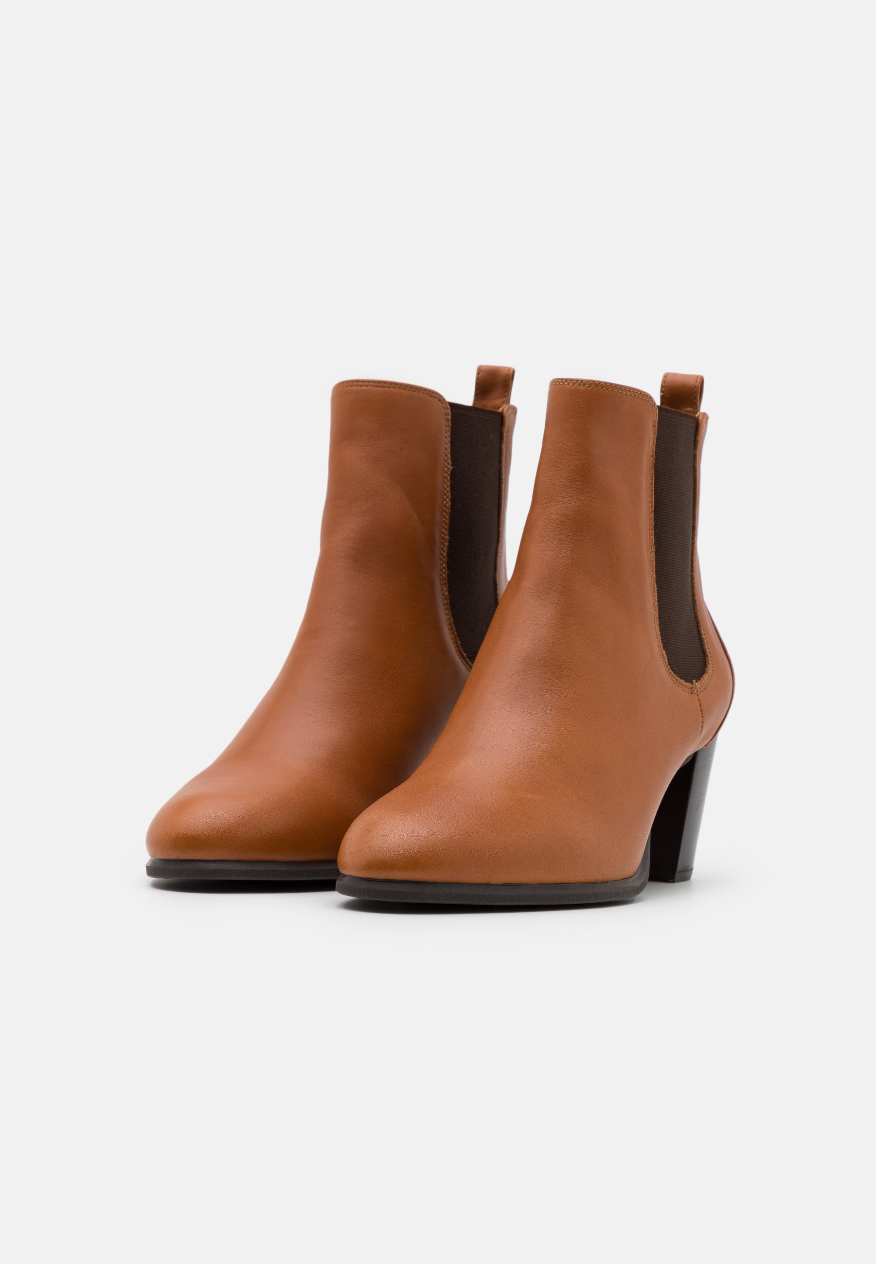 Unisa MISTER Ankle Boot tanned/beige