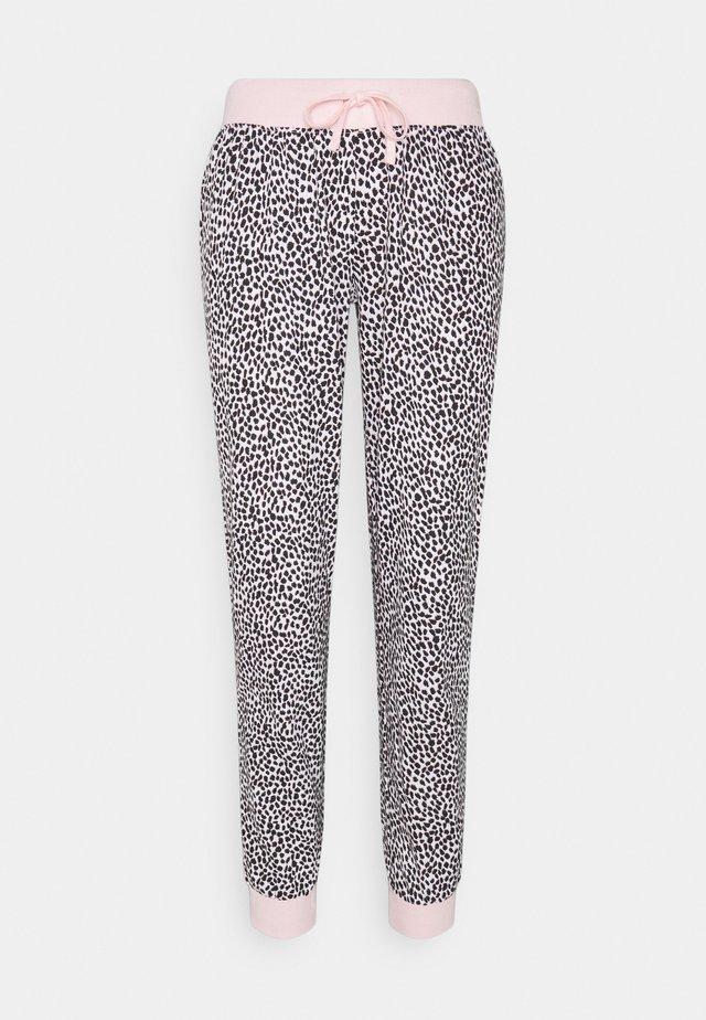 PANTS - Pyžamový spodní díl - light pink