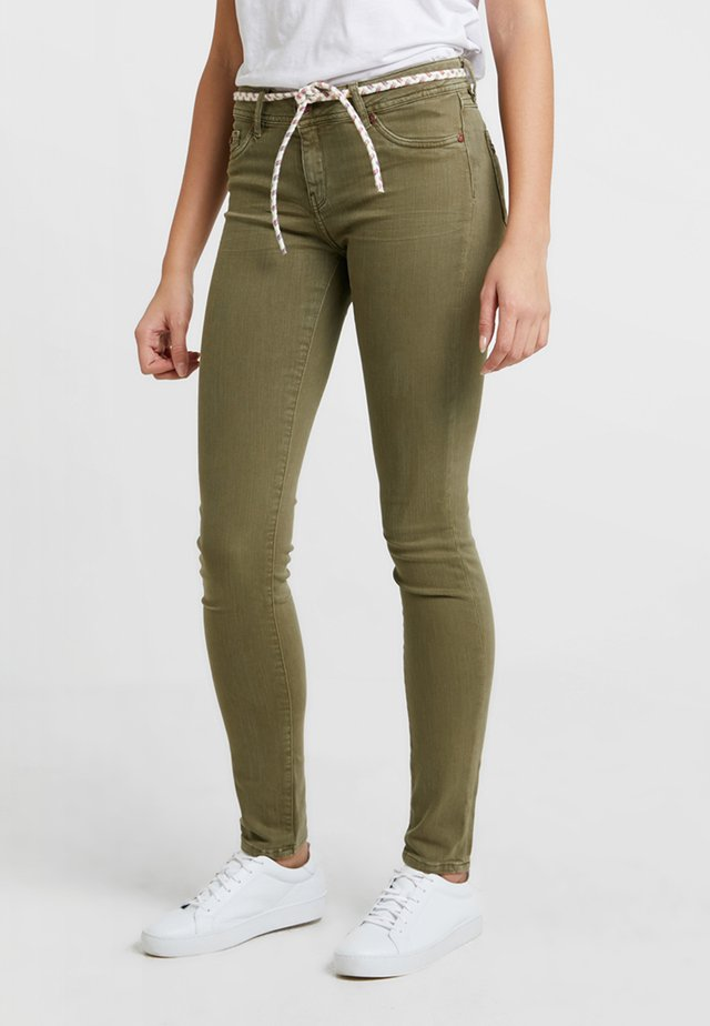 POWER - Trousers - khaki