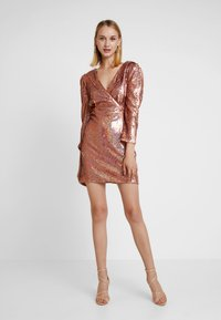 TFNC - LEANIRA DRESS - Robe de soirée - rose gold - 1