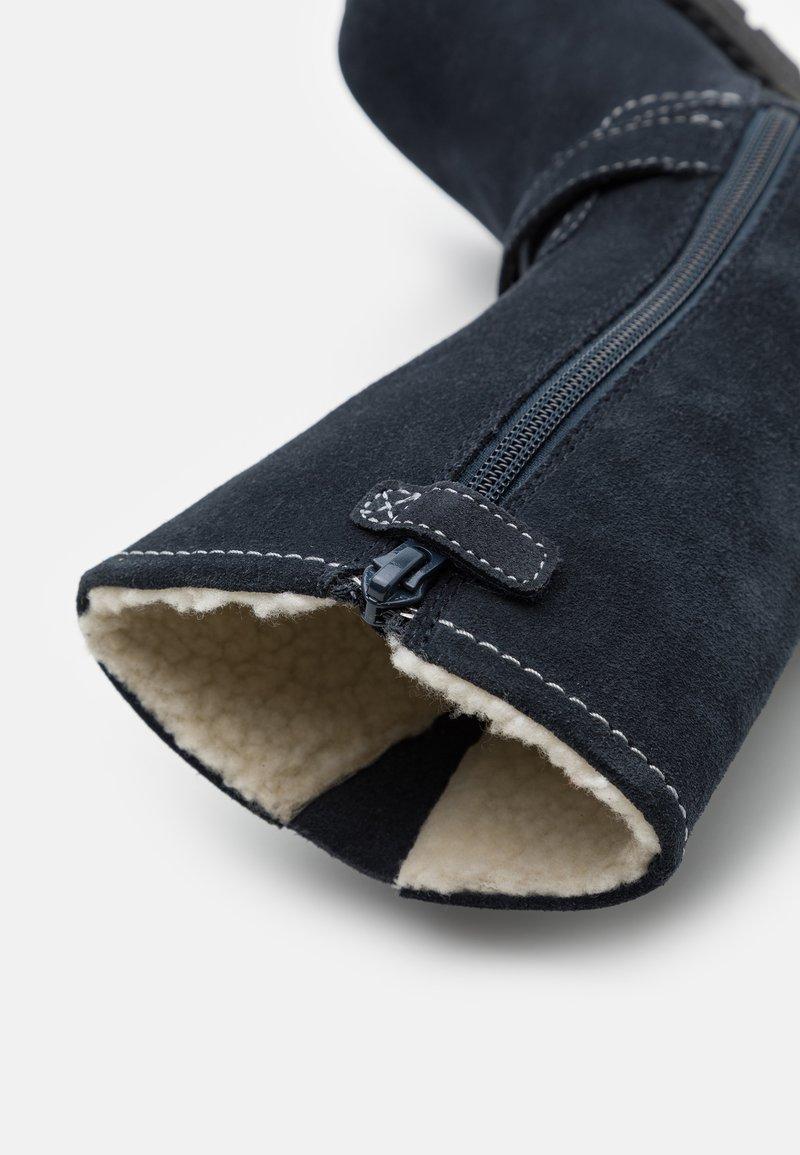 pietra TEX Pantaloni jeans legging per bambina